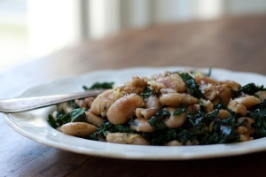 panfried_beans_kale_recipe
